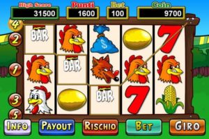 slot gallina gioco