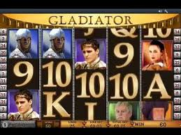 gladiator slot machine aams con jackpot